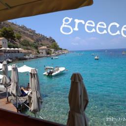 summer vibes greece beach limeni pelloponisos ❤️bye pelloponisos