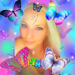 freetoedit butterfly butterflies jennifermize jenniferart jennifersbody jennifer playgirlbunny playgirl