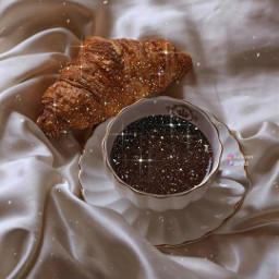freetoedit gliiter sparkle shiny aesthetic aestheticedit aesthetics yummy breakfast shinyfood shinyart art makeawesome heypicsart papicks picsart vintage retro vaporwave