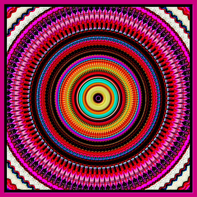 #digitalart #modernart #popart #artisticexpression #colorful #kaleidoscope #embossed #design #mydesign #myedit