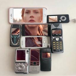 blackwidow scarlettjohansson srcvintagephones vintagephones freetoedit