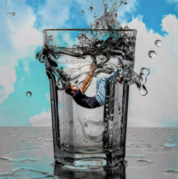 glass water small unsplash ircelevating elevating