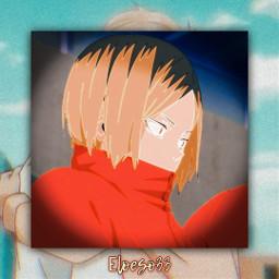 kenma kenmakozume kozumekenma edit edited editedwithpicsart anime animedit animeedit haikyuu haikyuuedits haikyu