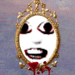 justaprankbro mirror death freetoedit