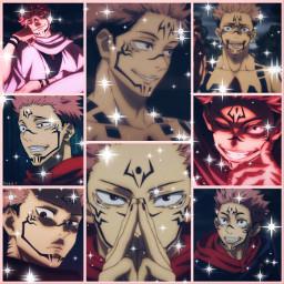 sukuna ryomensukuna sukunaryomen anime animeedit animewallpaper jjk jujutsukaisen jujutsukaisenanime jujutsukaisensukuna