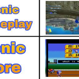 freetoedit meme sonic sonicthehedgehog