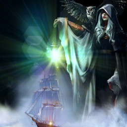 mellogypsy fantasyart interesting fantasy art freetoedit madewithpicsart picsart