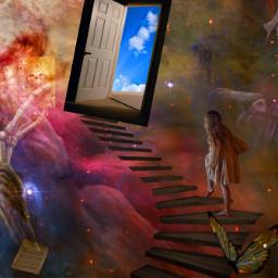 awakening universe space otherworlds freetoedit