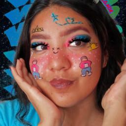 makeup louistomlinson freetoedit