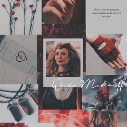 freetoedit marvel avengers wallpaper marvelwallpaper wandamaximoff scarletwitch red 🥭𝕄𝕒𝕟𝕘𝕠 red