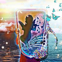 freetoedit 3rdentry mirroreffect mirror music contestentry challengepicsart ircmirrorreflection mirrorreflection