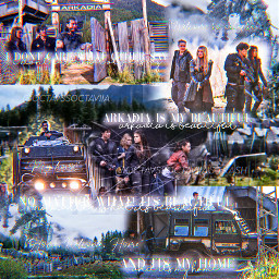 thecastofthe100 the100 the100cw