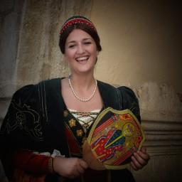 sulmona giostracavalleresca dama freetoedit