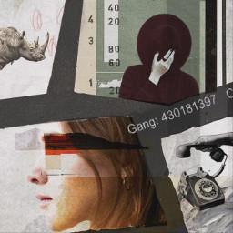 freetoedit art collage