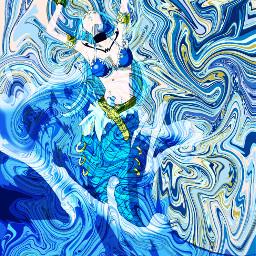 freetoedit aquarius zodiac zodiacsign zodiacwallpaper fairytail anime mermaid aquariuszodiac zodiacaqauruis