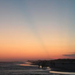 scenery beach sand water ocean vip sunset picture photo photograph randomhashtag whyareyoustillreadingthis okimdone freetoedit