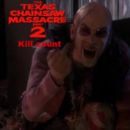 thumbnail thetexaschainsawmassacre2 thetexaschainsawmassarce killcount horror movie horrormovie choptopsawyer