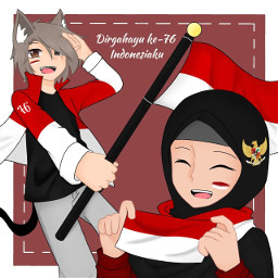 gachaindo gachaedit gachaindonesian gachaclub gachaeditindonesia gachaart gachaartindonesia art happyindependenceday indonesian indonesia