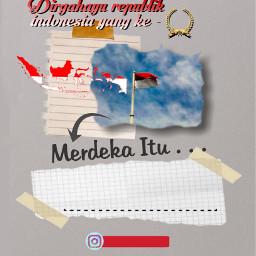 hutri hutrepublikindonesia dirgahayuindonesia merdeka indonesia indonesiamerdeka pesonaindonesia indonesiaflag indonesianflag hutindonesia benderamerahputih benderaindonesia freetoedit