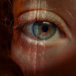 eyes macro