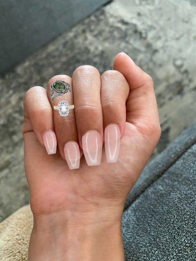#nailsaloncheck#rings#aesthticgirl