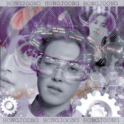 ateez ateezhongjoong hongjoong joongie joong hong hongjoongedit hongjoongateezedit ateezedit virtualreality virtualphotography