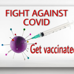 covid19 covidvaccine jointhefight freetoedit unsplash