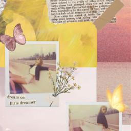 freetoedit taylorswift yellow pink pinkandyellow aesthetic gift friend