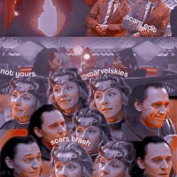marvelskies marvel avengers marveledit avengersedit loki laufeyson lokilaufeyson sylvie laufeydottir sylvielaufeydottir lokimarvel blend edit blendedit