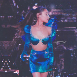 arianagrande skyscrapers aesthetic fairy wings butterflywings butterfly notearslefttocry glitter arianagrandeedit ari ariana blue purple photography edit freetoedit local