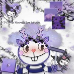 purpleclouds htfmime