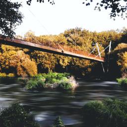 river bridge spain xiaomi xiaomiphotography freetoedit