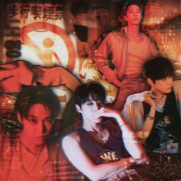 freetoedit yayaandlixscontest doyoung kimdoyoung dongyoung nct nct127 nctu nct2018 nct2020 kpop aesthetic default