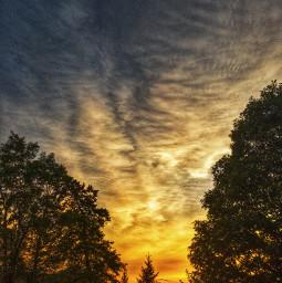 sky sunset local