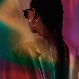 rainbow pretty girl dark photoshoot picoftheday papicks madewithpicsart style earrings lights summer vibes aesthetic aestheticedit aesthetics makeawesome stayinspired girlpower heypicsart aestheticvintage noise camera vintage vhscam freetoedit