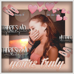 freetoedit yourstruly arianagrande past quotes filter picarr cute unskippable amazing awesome music pink pinkaesthetic 2000s 2010 2021