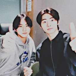 icon sunghoon_enhypen enhypen enhypensunghoon jungwonenhypen enhypenjungwon cute kpop freetoedit local