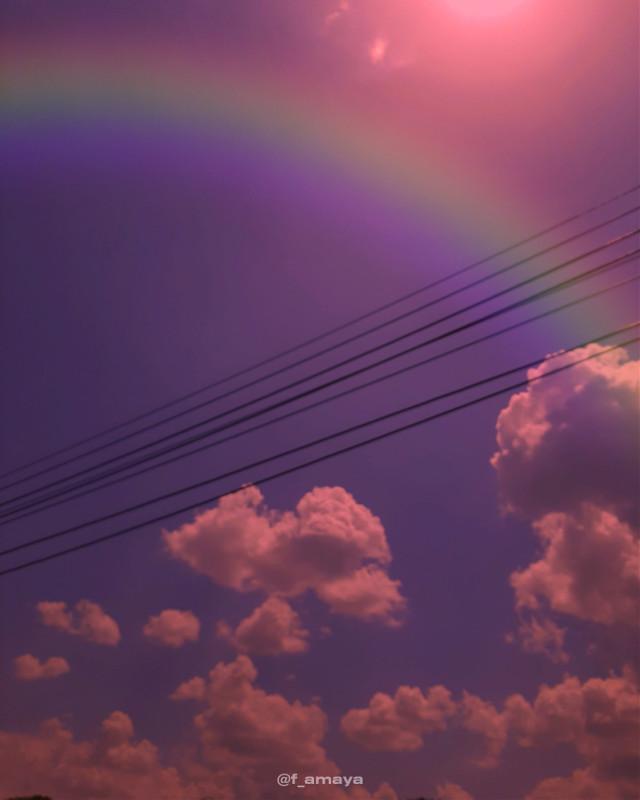 •𝐋𝐢𝐟𝐞 𝐢𝐬𝐧'𝐭 𝐚𝐛𝐨𝐮𝐭 𝐟𝐢𝐧𝐝𝐢𝐧𝐠 𝐲𝐨𝐮𝐫𝐬𝐞𝐥𝐟. 𝐋𝐢𝐟𝐞 𝐢𝐬 𝐚𝐛𝐨𝐮𝐭 𝐜𝐫𝐞𝐚𝐭𝐢𝐧𝐠 𝐲𝐨𝐮𝐫𝐬𝐞𝐥𝐟•☁️🌈💫   - George Bernard Shaw.   Happy sunday!✌✨ (sky taken and edited by me).   #sky #clouds #heaven #rainbow #sun #orange #purple #aesthetic #aestheticsky #aestheticwallpaper #orangeaesthetic #aesthetictumblr #coolbackground #inspiration #freetoedit #gacha #galaxy #vaporwave #beautiful #remixit #sweet #indie #tumblr #colorful