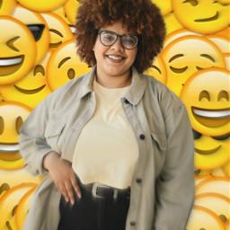 freetoedit emoji emojibackground background backgroundchange