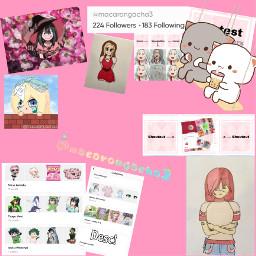 freetoedit gacha follower cute kawaii aesthetic art people interesting amzing idontknowwhattohashtag pink loveyouall