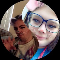 catandmouse cute funwithsnapchat adorable cutecouple longdistancerelationship relationshipgoals freetoedit