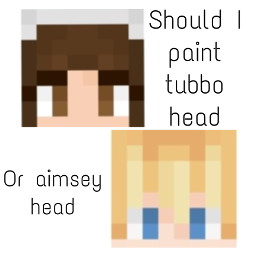 choose mcyt painting tubbo aimsey