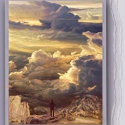 designbyjaz clouds sky freetoedit