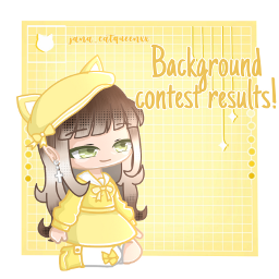 contest results background winners congrats local
