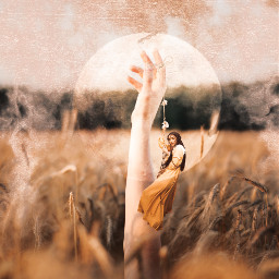 freetoedit yellow hand nature girl hanging smoke challenge ircthereachinghand thereachinghand