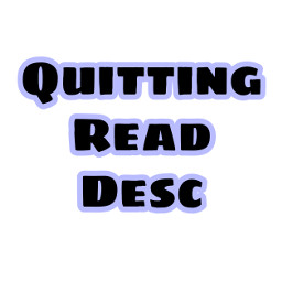 quitting thankyou loveyouall ♪ default