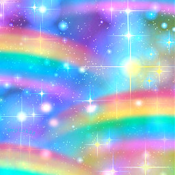 freetoedit glitter sparkle galaxy sky stars rainbow prism colorful shimmer neon cute kawaii pattern night space stardust aesthetic overlay background replay
