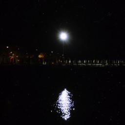 moon moonlight night seaatnight liguria ligury sea nightsky freetoedit local