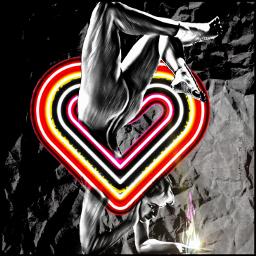 myart myidea myexuts helpwitjojcsartpictures thankyouall neonheart fairy heartbeat alive cosmic thestsrs flmes black sutristic darkart girl prettyybody freetoedit picsart neonsigns2021