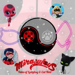 ladybug carnuar miraculus freetoedit default